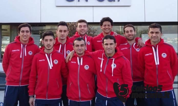 Chicco Ufficio Stampa : Futsalmercato chicco cocco non va da nessuna parte: rinnovo con il